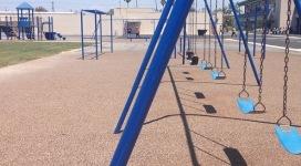 Donate swing set